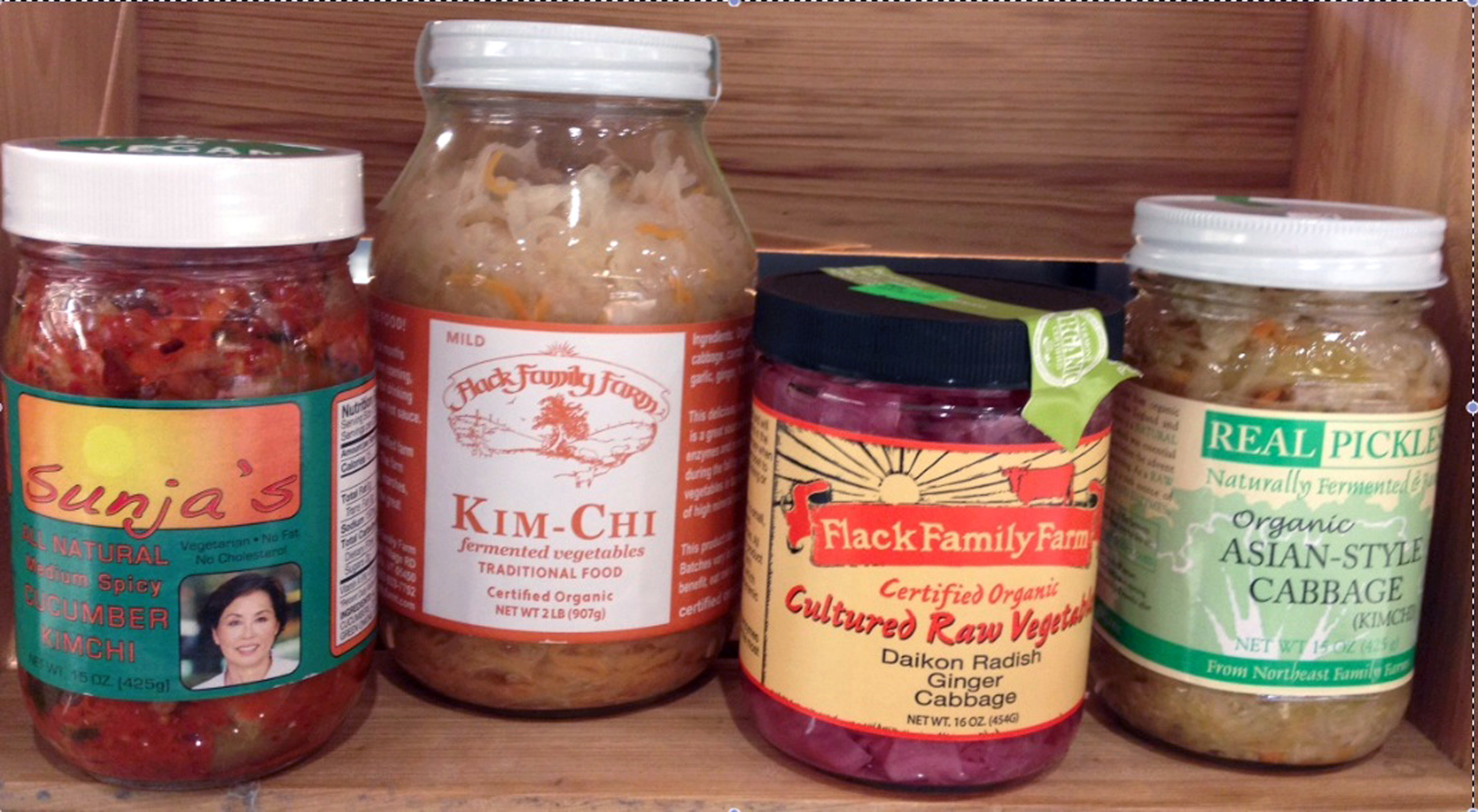 Kombuchu Kimchi Koji Oh My Vermont Fermentation Festival